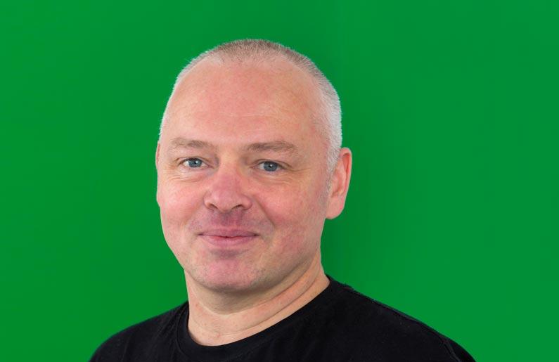 Christoph Fröhlich - Geschäftsführer der Folge 3 GmbH
