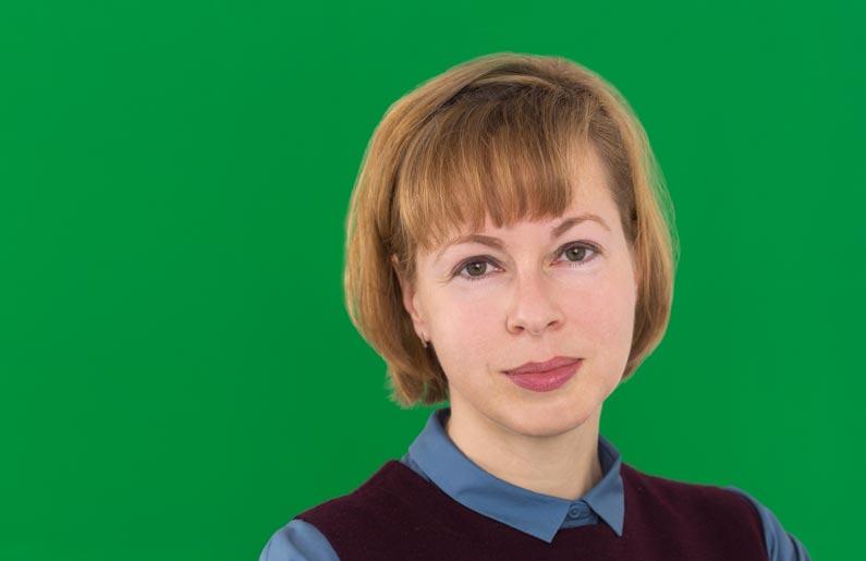 Anja Künzel - Geschäftsführerin der Folge 3 GmbH